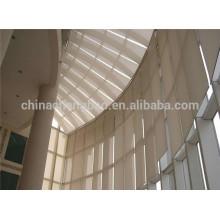 Neueste Design-Wohndekoration einziehbare Skylight-Shade-Jalousien