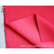 Polyester / Rayon Spandex Poplin Fabric (GLLFC016)