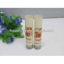 Body lotion tubo de embalagem