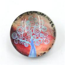 Различные дизайны Круглые кнопки-застежки с логотипом в Дунгуани
