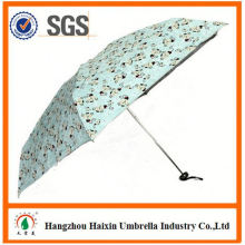 Neueste Design EVA Material 5 Sektionen Regenschirm