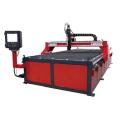 Máquina de corte do plasma do ar do modelo da tabela do Cnc