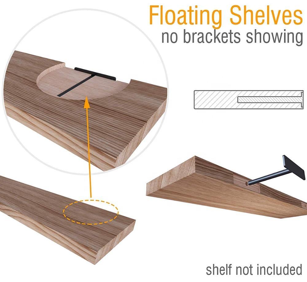 Floating Shelf Bracket 1