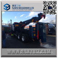 Corps de camion de récupération coulissant de rotateur résistant de 50 tonnes