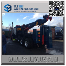Heavy Duty 50 Ton Sliding Rotator Recovery Truck Body