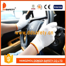 15g White Nylon Gloves Dch510