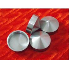 Creusets en saphir et tungstène