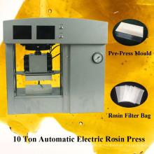 Máquina manual de extração de óleo de cânhamo para extrator de pressão de resina