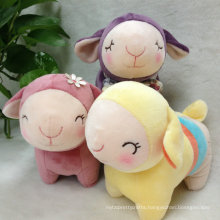 Cute Farm Animals Soft Stuffed Sheep Toy Sheep Plush Toy for Kids