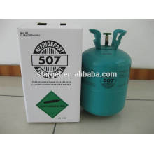 Gaz de réfrigération R507 à l'environnement de haute qualité