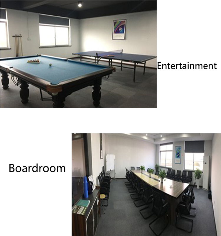 boardroom and entertainment