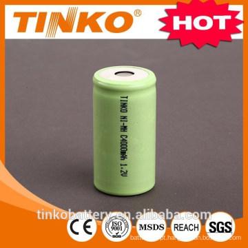 Boas-vindas C Ni-mh bateria de 4000mah