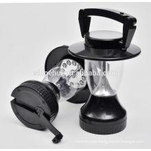 factory price solar camping lantern, solar hand crank lamp