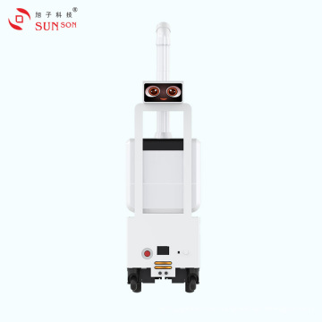 Smart Mapping Humidifier Robot