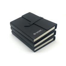 Изготовленный на заказ журнал книги индивидуальные журналов и кожаные ежедневники