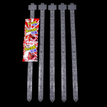 Supermarkt plank rand opknoping display clip strip