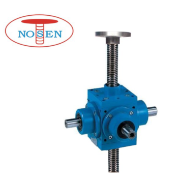 6.5KN Bevel Gear Ball Screw Jacks with nut