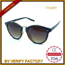 Óculos populares para uma rapariga no verão (F15497)