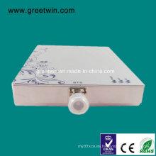 23dBm GSM900MHz mini línea Amplificador Repetidor de la señal del teléfono celular Repetidor (GW-23LAG)