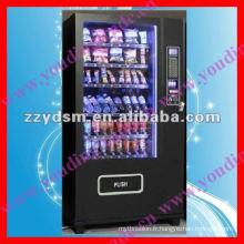 Distributeur automatique de boissons et de collations 2012