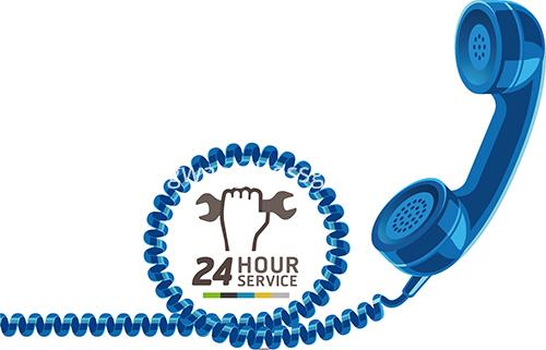 24-hour services