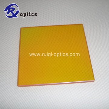 AR Coating 8-12um Circular Zinc Selenide IR Window