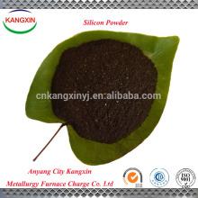Producto de ferroaleaciones para humos de sílice de fabricación de acero