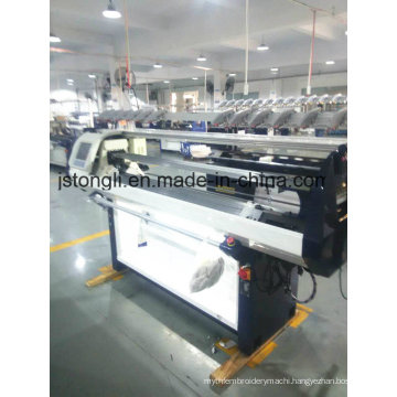 Computerized Single System Flat Knitting Machine (TL-152S)