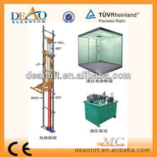 2013 Nova Hydraulic lift