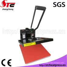 2015 Best High Pressure Heat Press Transfer Machine for Sale