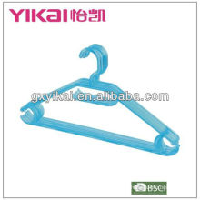 guangxi plastic clothes hanger with top quality