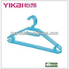 Guangxi cabide de roupas de plástico com qualidade superior