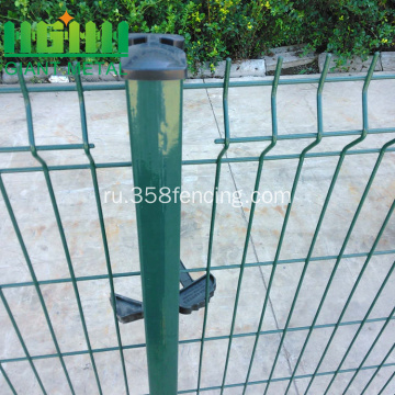 High+Security+Perimeter+Villa+Welded+Wire+Mesh+Fence