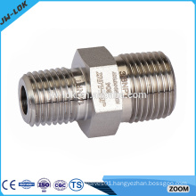 Weld high pressure compression tube fitting