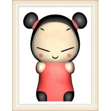 Neuer Karikatur USB-Blitz-Antrieb für Geschenk des Mädchens (EC008)