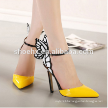 Big Size 2016 Thin High Heels, Women Pumps, Butterfly Heels Sandals Big Size 2016 Thin High Heels, Women Pumps, Butterfly Heels Sandals