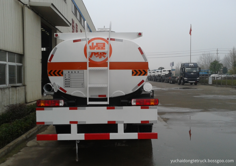 10000 liters refuel tank truck