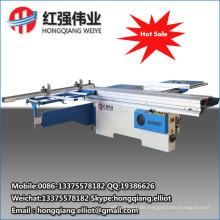 China Fertigung Gute Qualität Horizontale Schneidensäge Tischplatte Säge
