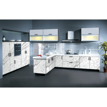 Acrylic Kitchen Cabinet or Acrylic Cupboard and Wardrobe (DM-9609)