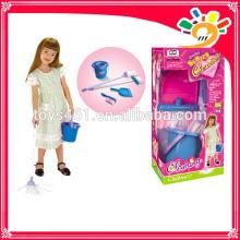 Neue Plastik vorgeben Spiel Spielzeug Reinigung Set Spielzeug Waschmaschine Spielzeug für Mädchen