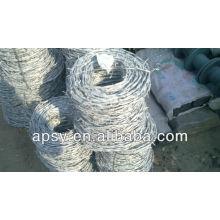 Stacheldraht verzinkt / Anping Hersteller / beste Qualität
