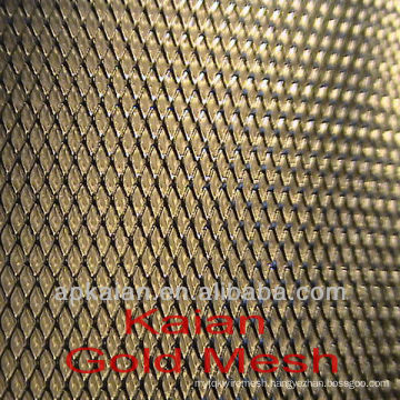 anping gold wire mesh