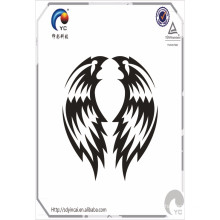 High Grade temporary single color tattoo sticker