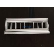 Boquilla de chorro de aluminio difusor de aire de alta calidad para ventilación