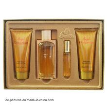 Set de regalo de perfume para mujeres con buen olor
