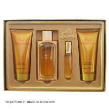 Perfume Gift Set para mulheres com bom cheiro