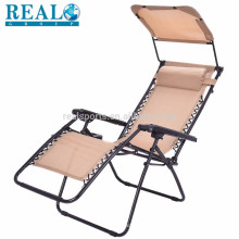 Flexible Folding Chair For Outdoor Army Folding Chair Beach Lounge Chair With Canopy
