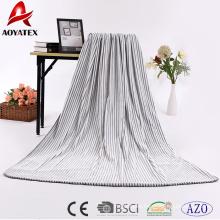 100% polyester high quality super soft throw flannel walmat fleece blanket
