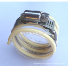 Corrugated pipe hose clamp\Spiral pipe hose clamp