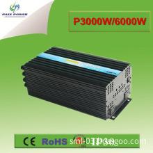 24v 120v 60hz 3kw Solar Inversor for Off Grid Solar System